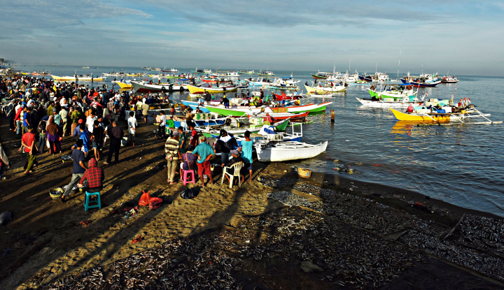 Foto Berita DKP Mukomuko: 2.000 Nelayan Belum Dapat Asuransi