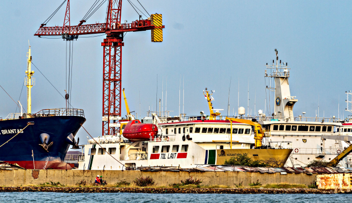 Foto Berita Jepang Jajaki Kerja Sama Pembangunan Infrastruktur Laut