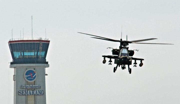 Aturan Penggunaan Helikopter Lagi