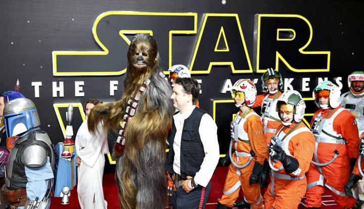 Disney Beberkan Jadwal Opening Hotel Star Wars, Catat Ya! - Warta Ekonomi