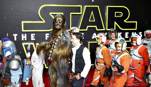 Foto Disney Beberkan Jadwal Opening Hotel Star Wars, Catat Ya!