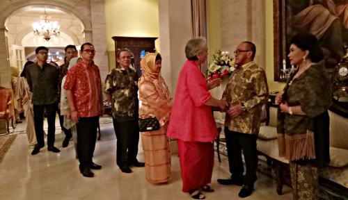 Foto Titiek Soharto ke Partai Berkarya, Ini Komentar ARB