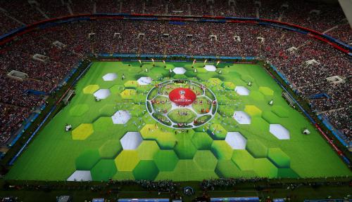 Foto Spanyol dan Portugal Minat Jadi Tuan Rumah Piala Dunia 2030