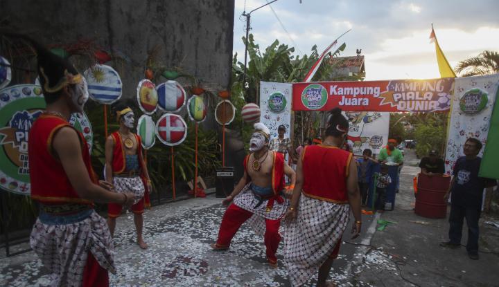 Foto Berita Tak Diragukan, Olahraga Berperan Bangun Perdamaian