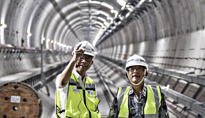 Foto Berita MRT Akan Dorong Kehidupan Lebih Modern