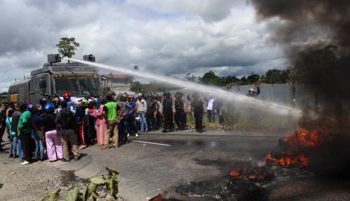 Foto Peneliti LIPI Usul Pemilu dan Pilpres di Papua Ditunda