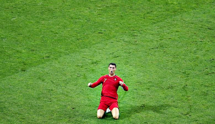Foto Berita Ronaldo Bungkam Pasca Kekalahan Portugal Kontra Uruguay