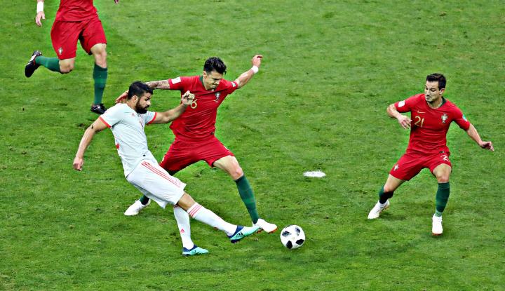 Foto Berita Teknologi VAR Sahkan Gol Diego Costa Kontra Portugal