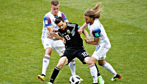 Foto Modric Siap Jegal Messi Usai Raih Kemenangan Lawan Nigeria