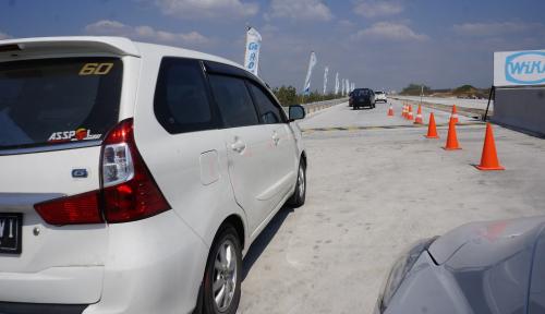 Foto Ada 10 Kecelakaan Selama Arus Mudik dan Balik di Tol Semarang-Batang