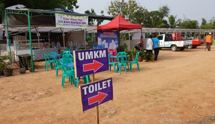 Tingkatkan Ekonomi, Rest Area Trans Sumatera Baiknya Diisi UMKM Lokal - Warta Ekonomi