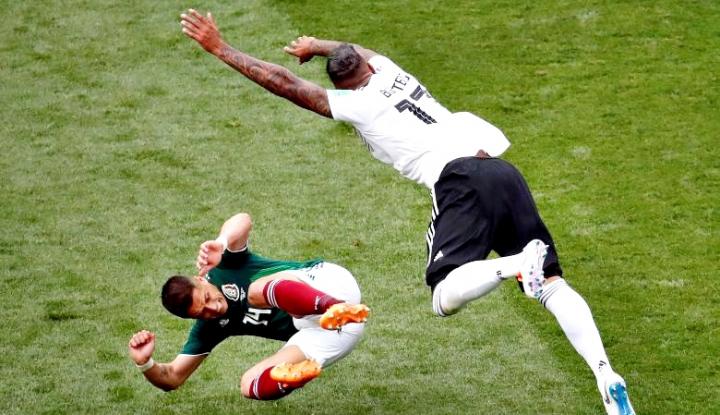 Foto Berita 7 Fakta Kekalahan Jerman di Pembuka Piala Dunia 2018