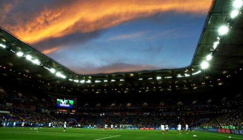 Foto Bagaimana Nasib Stadion Megah Rusia Habis Piala Dunia?