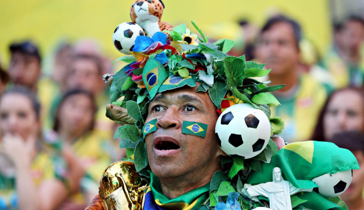 Foto Berita Di Laga Penentuan, Brasil Kehilangan Satu Pemain