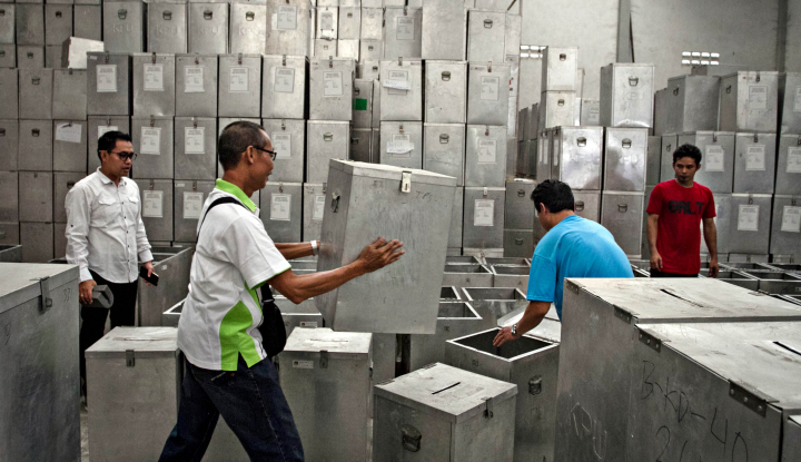 Foto Berita KPU Pekalongan Butuh 4 Ribu Lebih Kotak Suara Baru