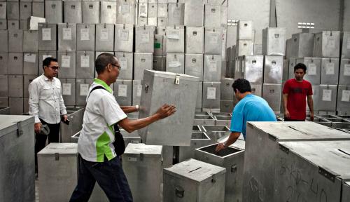 Foto Fahira Idris: Pemilu Tidak Bermakna Jika DPT Bermasalah
