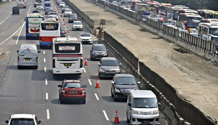 Masih Ada Sisa-Sisa Arus Balik ke Jakarta - Warta Ekonomi