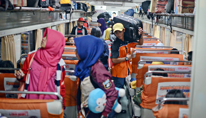 Foto Berita Libur Natal dan Tahun Baru 2019, Penumpang KA di Solo Naik 21%