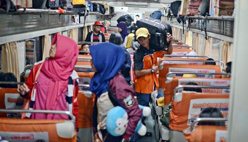 Foto Promo Merdeka, KAI Daop 2 Bandung Siapkan 476 Seat