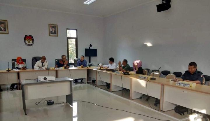 Foto Berita KPU Adakan Pleno Guna Bahas Opsi Perubahan PKPU