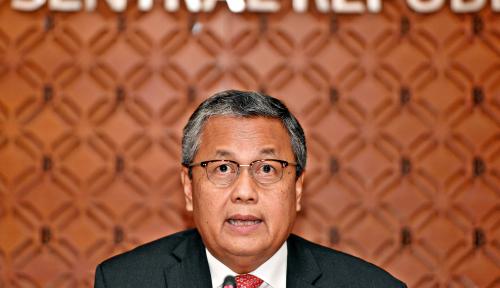 Foto BI Naikkan Suku Bunga Acuan Jadi 5,5%