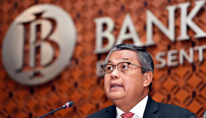 Gubernur BI Rombak 18 Pejabat di Lingkungannya - Warta Ekonomi