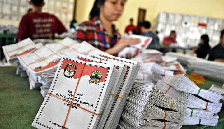 Foto Berita KPU Pastikan Wakil PAN dan PKS Menang di Riau