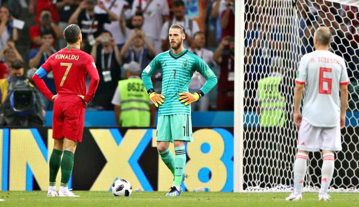 Foto Berita Kelolosan Portugal dan Spanyol Tergantung 'Fair Play'?