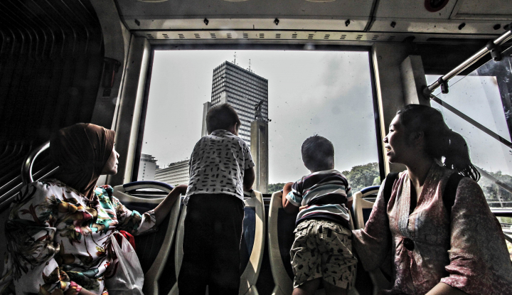 Ramai-Ramai Memadati Dufan Ancol - Warta Ekonomi