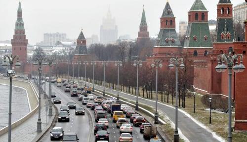 Foto Mantap! Seluruh Warga Rusia Dipantau Kamera Pengawas untuk Taati Aturan Karantina