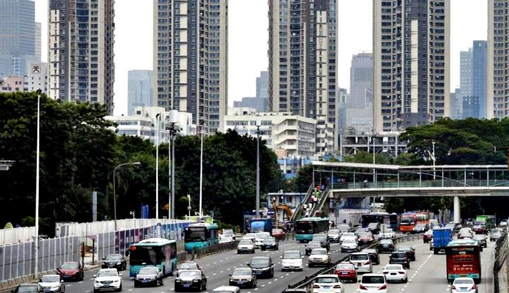China Kembangkan 5 Kota Super Berteknologi Pintar, Disokong 5G - Warta Ekonomi