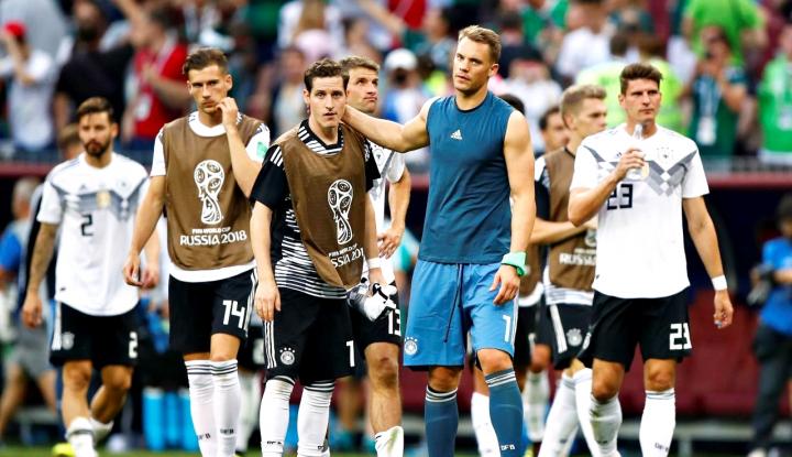 Foto Berita Neuer: Dua Laga Tersisa Mirip Final