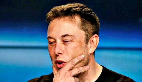 Foto Kacau! Elon Musk Tegas Gak Akan Pakai Vaksin Corona, Apa Alasannya?