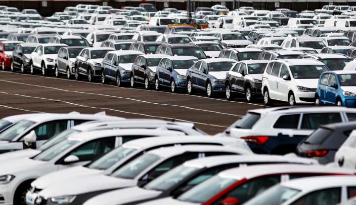 OMG! 1.000 Mobil Mewah Orang Kaya di Ibu Kota Lari dari Pajak - Warta Ekonomi