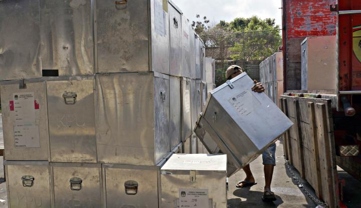 Musibah di Sulteng Bukan Hambatan, KPU Tetap Selenggarakan Pemilu 2019 - Warta Ekonomi