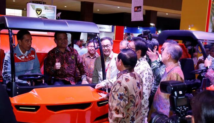 Foto Berita Industri Komponen Otomotif Masih Net Importer