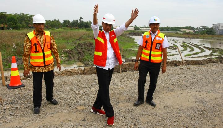 Foto Berita SBY Tenang, Jokowi Tak Robohkan Prasasti di Bandara Lombok