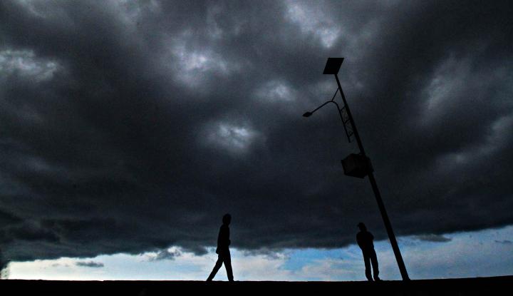 Foto Berita Jakarta Diprakirakan Hujan Siang Ini