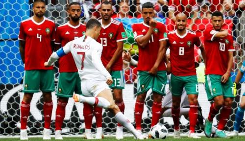 Foto Ronaldo: Timnas Portugal masih bisa perbaiki diri