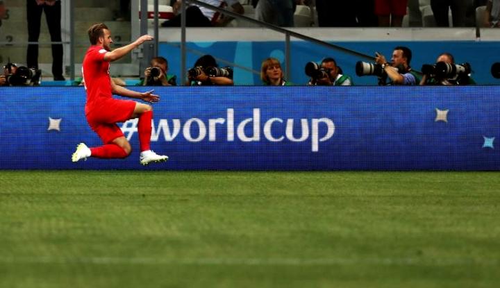 Foto Berita Kalahkan Kolombia, Inggris Melaju ke Babak Perempat Final