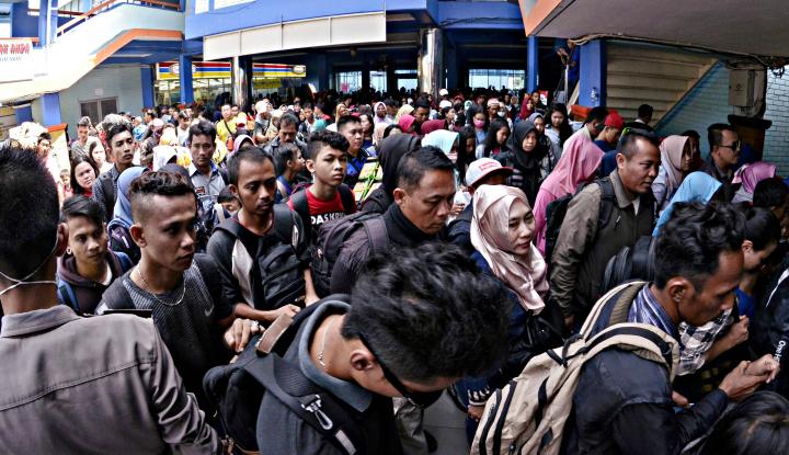 Foto Berita Pelabuhan Akan Adopsi Cara Ticketing Bandara dan Stasiun