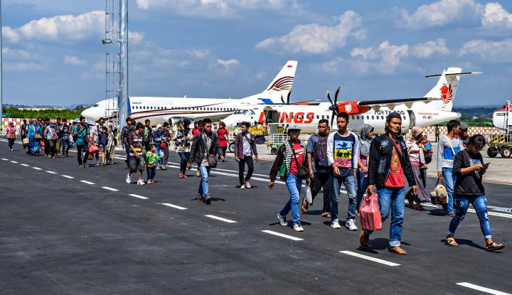 Foto Berita AP I Prioritaskan Penerbangan Internasional di Bandara Kulon Progo