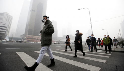Foto China Intensifkan Penelitian Energi Bersih