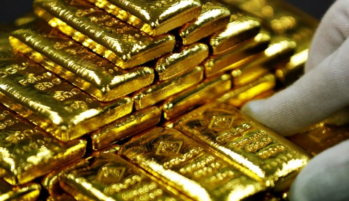 emas global kinclong dan emas antam tembus rekor baru, duh biyung jiwa miskinku meronta-ronta!