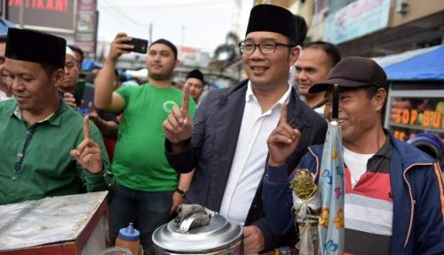 Foto Hasil Quick Count PKS Jabar Kang Emil Menang, 2019 Gak Jadi Ganti Presiden?