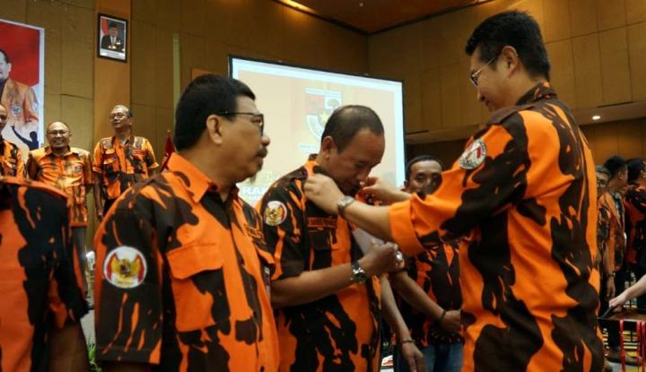 Pemuda Pancasila Kembali Dipimpin Bos Japto - Warta Ekonomi