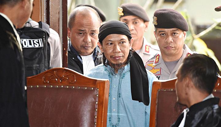 Jaksa Tuntut JAD Dibubarkan Karena Dukung ISIS - Warta Ekonomi