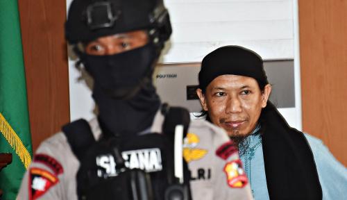 Foto Napi Terorisme Perlu Perlakuan Khusus, Seperti...
