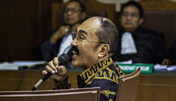 Foto Berita Divonis 7 Tahun, Fredrich Yunadi 'Incar' Laporkan Hakim dan Jaksa