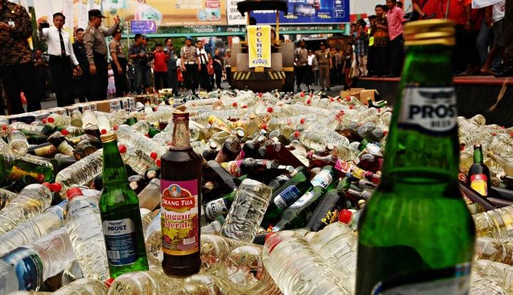 Banjarmasin Berencana Naikkan Retribusi Minuman Berakohol - Warta Ekonomi